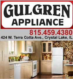 Gulgren Appliance Sales and Service
